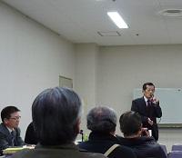 20110308新庁舎建設事業地区説明会の様子