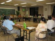 20110818運営委員会の様子