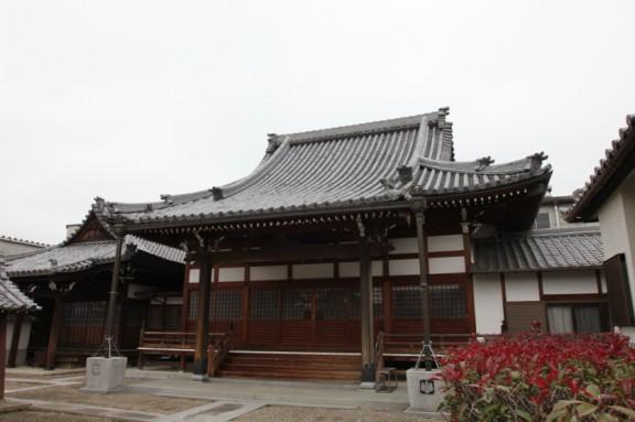 大仙寺本堂